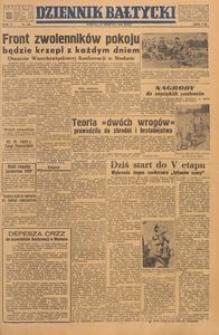 Dziennik Bałtycki, 1949, nr 235