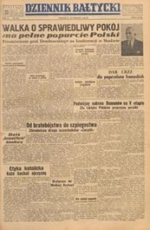 Dziennik Bałtycki, 1949, nr 236