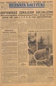 Dziennik Bałtycki, 1949, nr 240