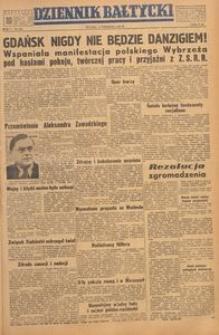 Dziennik Bałtycki, 1949, nr 241