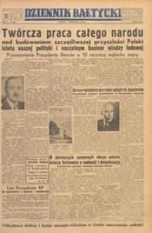 Dziennik Bałtycki, 1949, nr 242