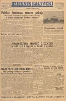 Dziennik Bałtycki, 1949, nr 243