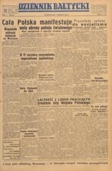 Dziennik Bałtycki, 1949, nr 244