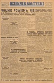 Dziennik Bałtycki, 1949, nr 246