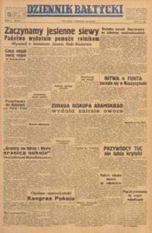 Dziennik Bałtycki, 1949, nr 247
