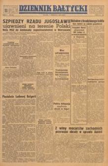 Dziennik Bałtycki, 1949, nr 248
