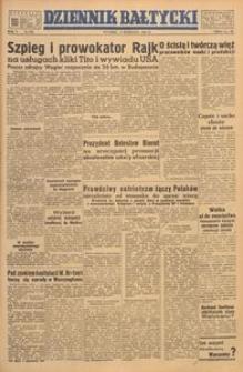 Dziennik Bałtycki, 1949, nr 252