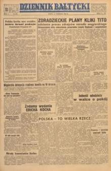 Dziennik Bałtycki, 1949, nr 253