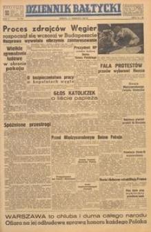 Dziennik Bałtycki, 1949, nr 256