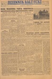 Dziennik Bałtycki, 1949, nr 258