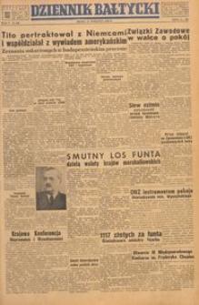 Dziennik Bałtycki, 1949, nr 260