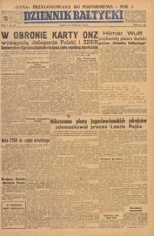 Dziennik Bałtycki, 1949, nr 263
