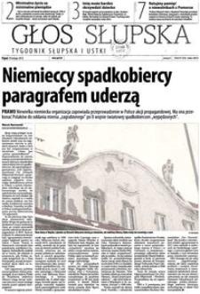 Głos Słupska : tygodnik Słupska i Ustki, 2012, luty, nr 34