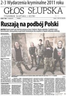 Głos Słupska : tygodnik Słupska i Ustki, 2012, styczeń, nr 4