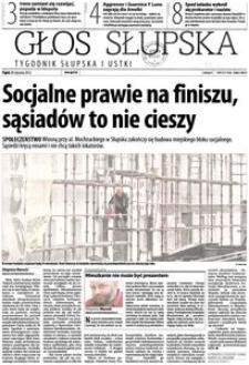 Głos Słupska : tygodnik Słupska i Ustki, 2012, styczeń, nr 16