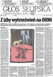 Głos Słupska : tygodnik Słupska i Ustki, 2012, styczeń, nr 22