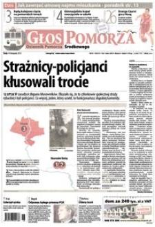 Głos Pomorza, 2012, listopad, nr 266