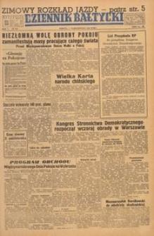 Dziennik Bałtycki, 1949, nr 270