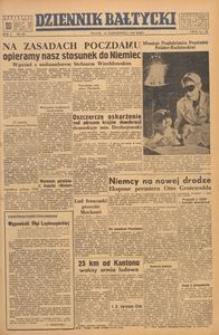 Dziennik Bałtycki, 1949, nr 283