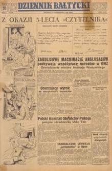 Dziennik Bałtycki, 1949, nr 292