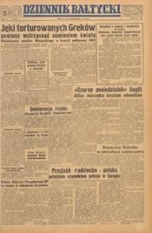 Dziennik Bałtycki, 1949, nr 295