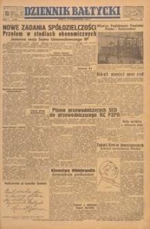 Dziennik Bałtycki, 1949, nr 298