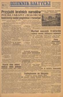 Dziennik Bałtycki, 1949, nr 299