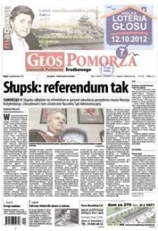 Głos Pomorza, 2012, październik, nr 233