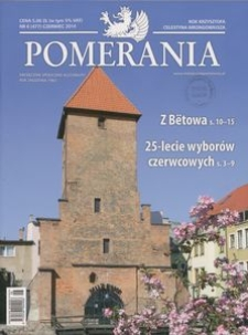 Pomerania, 2014, nr 6