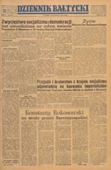 Dziennik Bałtycki, 1949, nr 308