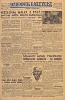 Dziennik Bałtycki, 1949, nr 317