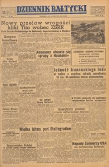 Dziennik Bałtycki, 1949, nr 320
