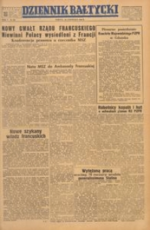 Dziennik Bałtycki, 1949, nr 326