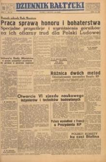 Dziennik Bałtycki, 1949, nr 332