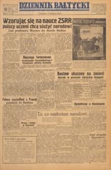 Dziennik Bałtycki, 1949, nr 345