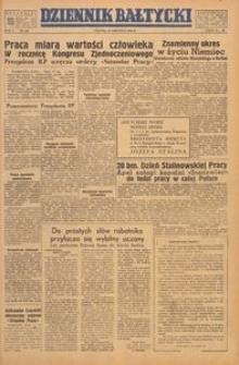 Dziennik Bałtycki, 1949, nr 346