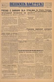 Dziennik Bałtycki, 1949, nr 347