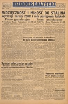 Dziennik Bałtycki, 1949, nr 352