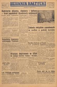 Dziennik Bałtycki, 1949, nr 357