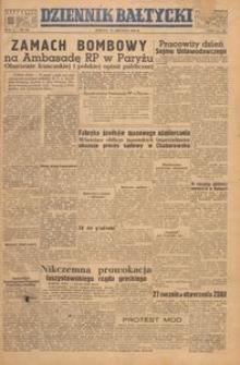 Dziennik Bałtycki, 1949, nr 359