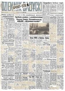 Dziennik Bałtycki, 1981, nr 23 [Brak poprzedniego numeru]