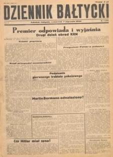 Dziennik Bałtycki, 1946, nr 2
