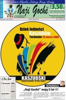 Naji Gochë : dwumiesięcznik społeczno-kulturalny, 2006, nr 1