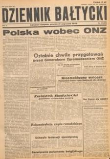 Dziennik Bałtycki, 1946, nr 10