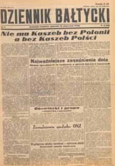 Dziennik Bałtycki, 1946, nr 14