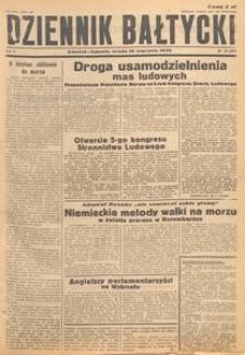 Dziennik Bałtycki, 1946, nr 15