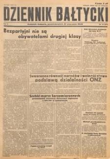 Dziennik Bałtycki, 1946, nr 20