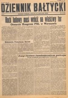 Dziennik Bałtycki, 1946, nr 21