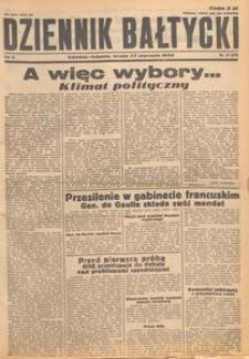 Dziennik Bałtycki, 1946, nr 22