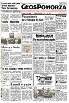 Głos Pomorza, 1984, sierpień, nr 182